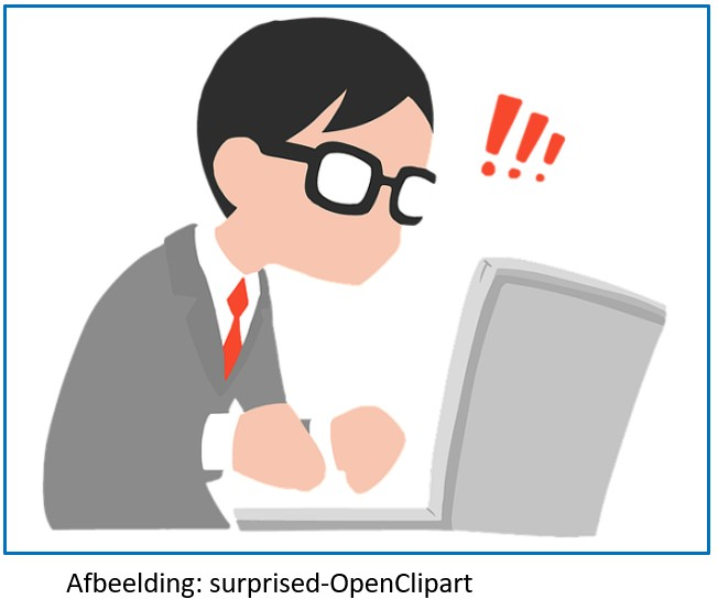 Surprised OpenClipart