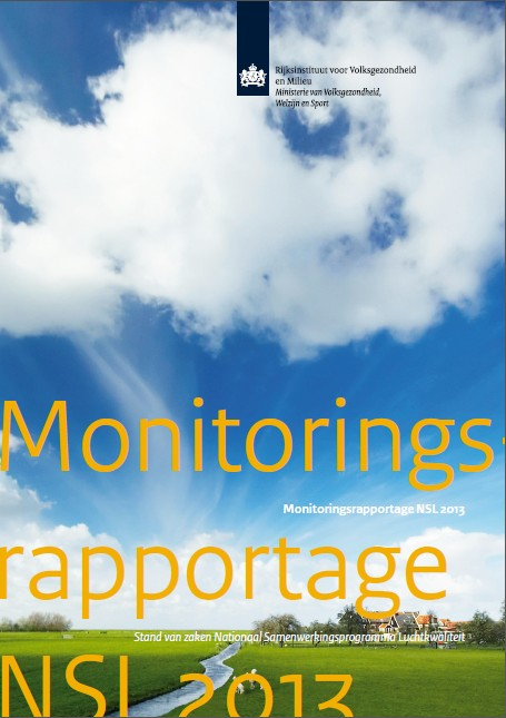 Monitoringsrapportage NSL 2013